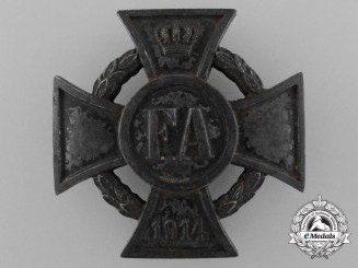 "A First War German Friedrich August ""Oldenburg"" Cross"