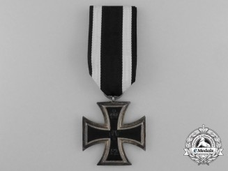 An Iron Cross 1914 Second Class by Königliches Münzamt Orden
