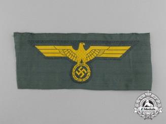 A Mint Kriegsmarine Coastal Artillery NCO/EM's Breast Eagle