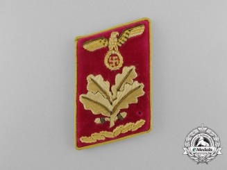 Germany, NSDAP. A Oberbefehlshaber Collar Tab