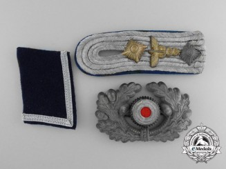 Germany, Heer. A Lot of Three Insignia