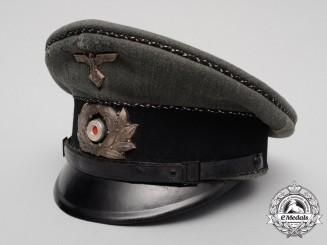 A TeNo (Technische Nothilfe) Visor Cap