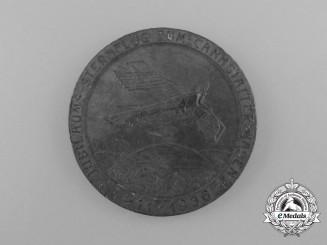 A 1936 German Air Sport Stuttgart Mayor's Medal
