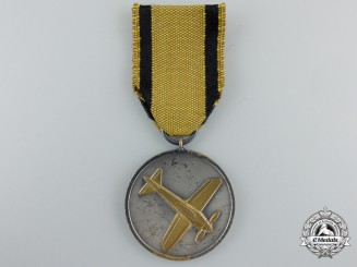 A German Federal Republic Prototype Anti-Aircraft Medal