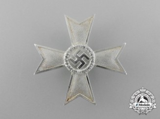 An Extremely Mint War Merit Cross/Kriegsverdienstkreuz First Class by Deschler und Sohn