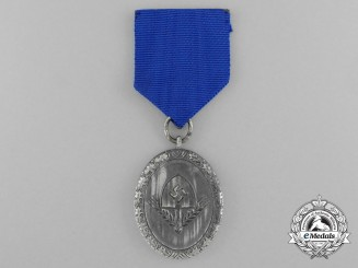 Germany. An RAD (Reichsarbeitsdienst) Long Service Award; 3rd Class