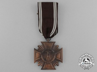 An NSDAP Long Service Award for 10 Year's Service