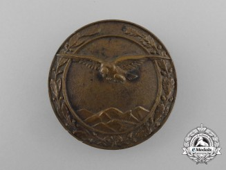 A First War Austrian Distance Determiner Badge
