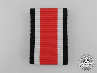 A Mint and Unissued Original Ribbon for a Knight's Cross of the Iron Cross 1939
