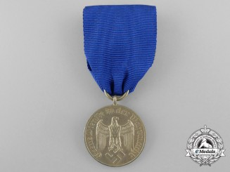 A Wehrmacht Heer (Army) 12 Year Long Service Decoration