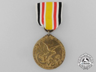 A German Imperial China Campaign Medal 1900-1901, Bronze Grade for Combatants