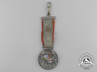 A Second War Italian 3rd Regiment of Grenadiers of Sardinia Medal 1940-1941