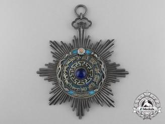 China, Republic. An Order of the Double Dragon, III Class & Grade, c.1910