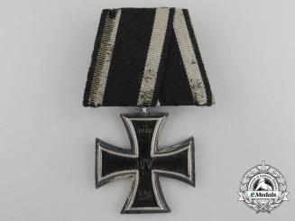 An Iron Cross 2nd Class 1914 by Königliches Münzamt Orden