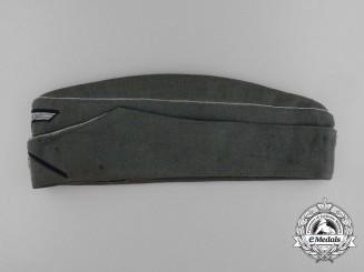 A Wehrmacht Heer (Army) Pioneer EM/NCO's Overseas Side Cap