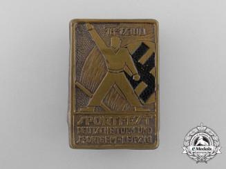 Germany, Third Reich. A Gymnastics and Sportfest Badge