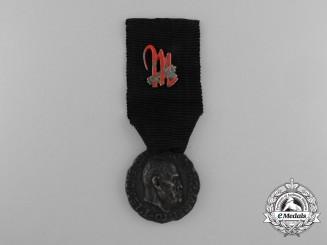 "An Italian Social Republic 1st Legion 'M' Assault ""Tagliamento"" Medal"