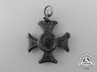 A Recovered & Rare Saxon Maria Anna Order; Third Class
