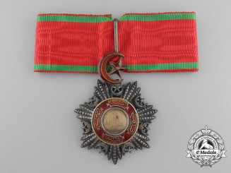 An Turkish Order of Medjidie 4th Class