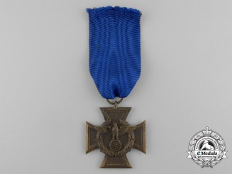 A Border Protection (Zollgrenzschutz) Long Service Award