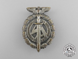 A Fine Quality 1934 SA 165th Brigade Rally in Bielefeld Badge