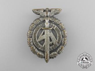 A Fine Quality 1934 SA 165th Brigade Rally in Bielefeld Badge