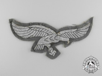 An Early Type Luftwaffe Condor Legion Overcoat Eagle