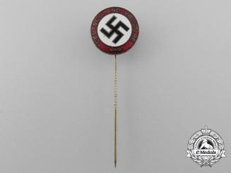 A NSDAP Deutschland Erwache Party Member's Stickpin