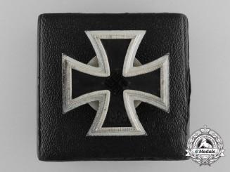 An Iron Cross 1939 First Class by D.H Mayer's Hofkunst Prägeanstalt with LDO Case