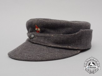 A 1944 HJ Flak Helper's Cap
