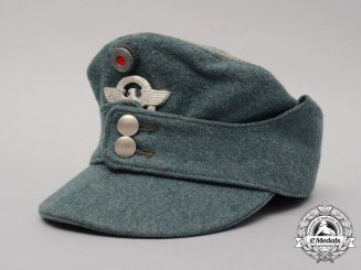 An Austrian M43 Style Gendarmerie Cap by Litto - Mütze of Vienna