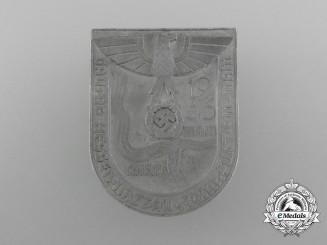 A 1936 Hessen-Nassau District Day Badge by Jörgum & Trefz