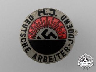 A Mint HJ/DJ German Youths Labourer Badge