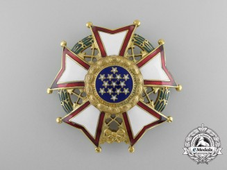 A Second War Period Legion of Merit; Chief Commander