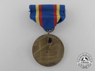 An American Navy Yangtze Service Medal