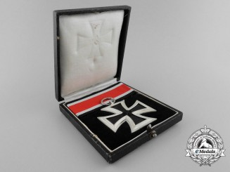 An Absolutely Mint Iron Cross 1939 Second Class in an Unusual Case of Issue