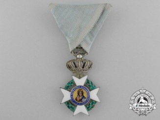 Greece. An Order of the Redeemer, Knight, 5th Class, c.1918