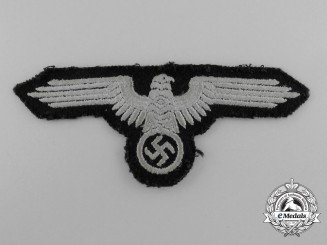A Waffen-SS Eagle for Beret for Panzer/Tank Units