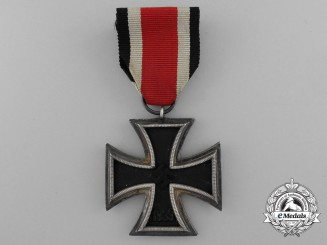 """An Iron Cross Second Class 1939; """"Round 3"""" Version"""