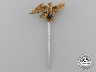 A Reichsluftschutzbund Stickpin
