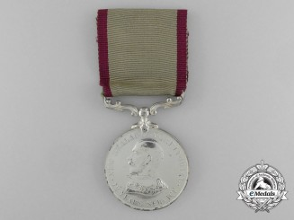 New Zealand. A Territorial Service Medal to Captain W.J. Melville; 2nd NZ Mounted Rifles