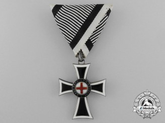 A Marian Cross of the German Teutonic Order