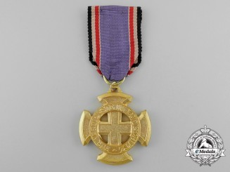 A 1st Class Air Raid Defence Honour Medal; 1957 Version