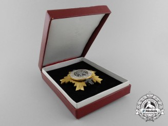 A Socialist Yugoslavian Order of the People's Army; 2nd Class with Gold Star
