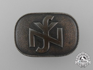 A National Socialist People's Welfare (NSV) Brooch