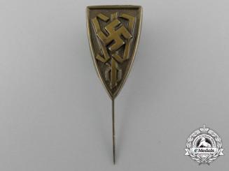 A Sudeten-German Voter's Stickpin