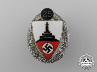 A 1938 NSDAP Mainz District Council Day Badge