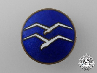 "A Civil Gliding Class ""B"" Proficiency Badge"