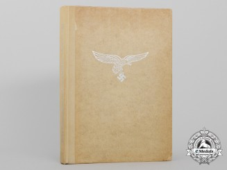 "A 1942 Luftwaffe Flotte 4 ""We are Fighting on the Krim"" Campaign Commemorative Book"