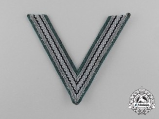 A Mint Honour Chevron for the Old Guard